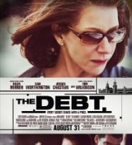 """The Debt"" Movie Poter"